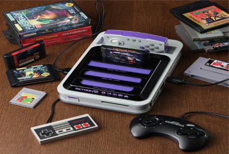 Retron 5 – nowa konsola dla starych graczy